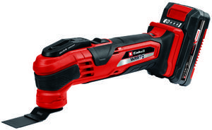Productimage Cordless Multifunctional Tool VARRITO (1x2,0Ah)