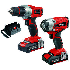 Productimage Power Tool Kit TE-TK 18/1 Li Kit (CD+CI)
