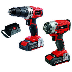 Productimage Power Tool Kit 18V 2.0Ah Twinpack