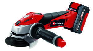 Productimage Cordless Angle Grinder TE-AG 18/115 Li Kit (1x3,0Ah)