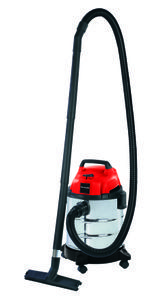 Productimage Wet/Dry Vacuum Cleaner (elect) TH-VC 1250 S; EX; CO