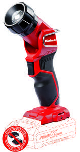 Productimage Cordless Light TE-CL 18 Li H-Solo; EX; BR
