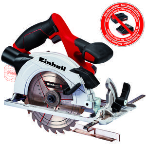Productimage Cordless Circular Saw TE-CS 18/165 Li-Solo