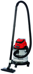 Productimage Cordl. Wet/Dry Vacuum Cleaner TC-VC 18/20 Li S Kit (1x3,0Ah)