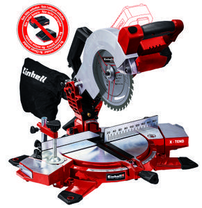 Productimage Cordless Mitre Saw TE-MS 18/210 Li-Solo