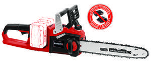 Productimage Cordless Chain Saw GE-LC 36/35 Li-Solo