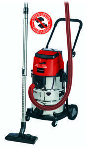 Productimage Cordl. Wet/Dry Vacuum Cleaner TE-VC 36/30 Li S-Solo