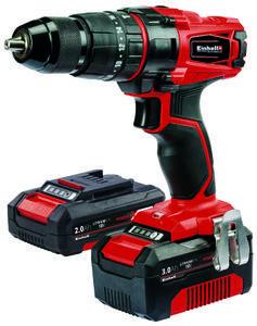 Productimage Cordless Impact Drill TE-CD 18/40 Li-i (2,0&3,0Ah)UK