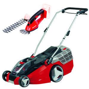 Productimage Cordless Lawn Mower GE-CM 43 Li Set