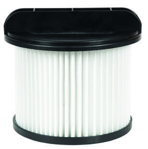 Productimage Ash Vac Accessory Pleated filter AV