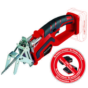 Productimage Cordless Pruning Saw GE-GS 18 Li-Solo; EX; US