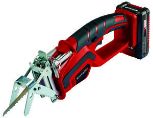 Productimage Cordless Pruning Saw GE-GS 18 Li-Kit; EX; US