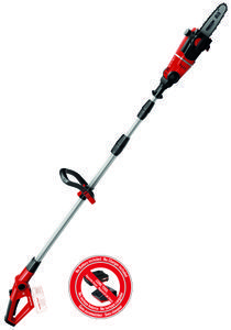 Productimage Cl Pole-Mounted Powered Pruner GE-LC 18 Li T-Solo; EX ; US