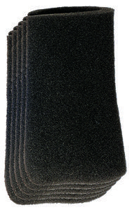 Productimage Wet/Dry Vacuum Cleaner Access. Schaumstofffilter 10l 5er Set