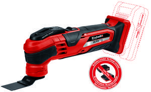 Productimage Cordless Multifunctional Tool Varrito-Solo;EX;US