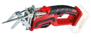 Productimage Cordless Pruning Saw GE-GS 18 Li-Solo; EX; ARG