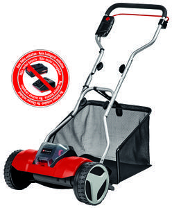 Productimage Cordless Cylinder Lawn Mower GE-HM 18/38 Li-Solo