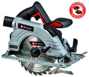 Productimage Cordless Circular Saw TE-CS 18/190 Li BL - Solo