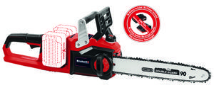 Productimage Cordless Chain Saw GE-LC 36/35 Li-Solo; EX; US