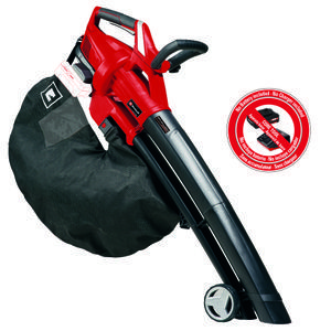 Productimage Cordless Leaf Vacuum GE-CL 36 Li E-Solo; EX ;US