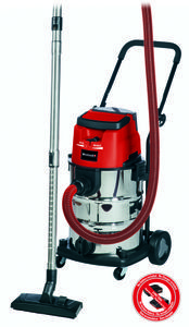 Productimage Cordl. Wet/Dry Vacuum Cleaner TE-VC 36/30 Li S-Solo; EX; US