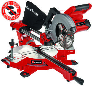 Productimage Cordless Sliding Mitre Saw TE-SM 36/210 Li - Solo