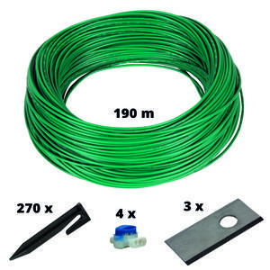 Productimage Robot Lawn Mower Accessory Cable Kit 900m2