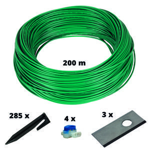 Productimage Robot Lawn Mower Accessory Cable Kit 1100m2