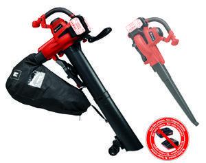 Productimage Cordless Leaf Vacuum GE-CL 36/230 Li E -Solo