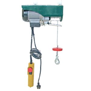 Productimage Electric Hoist P-SZ 250 LB 6