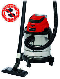 Productimage Cordl. Wet/Dry Vacuum Cleaner TC-VC 18/20 Li S-Solo