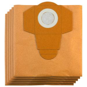 Productimage Wet/Dry Vacuum Cleaner Access. Dirt Bag Filter 20l (5 pcs.)