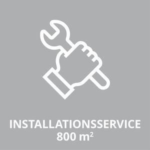 Productimage O-SERVICE Installationsservice-800qm; AT