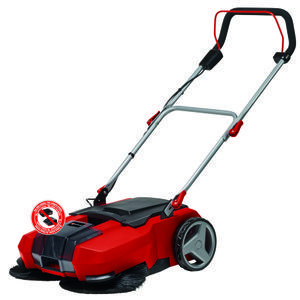 Productimage Cordless Push Sweeper TE-SW 18/610 Li-Solo