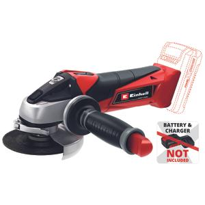 Productimage Cordless Angle Grinder TE-AG 18/115 Li - Solo Acc
