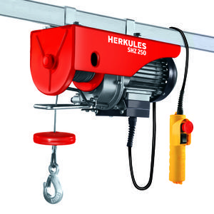 Productimage Electric Hoist SHZ 250