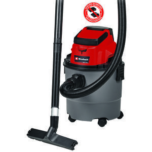 Productimage Cordl. Wet/Dry Vacuum Cleaner TC-VC 18/15 Li-Solo