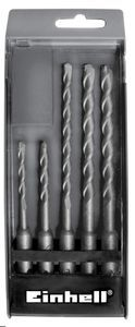 Productimage Rotary Hammer Accessory SDS-plus-drill-set, 5-pcs