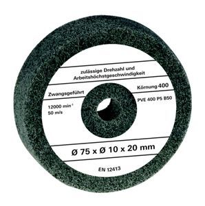 Productimage Bench Grinder Accessory Polishing wheel 75x10x20mm