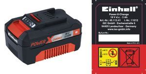 Productimage Battery Power-X-Change 18V 3,0Ah f.Kit