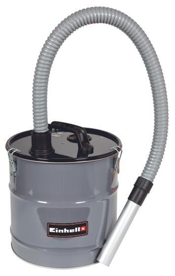 Filtro fino de cenizas ash fine filter 18 l einhell - Aspiradores de cenizas ...