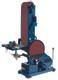 Werkzeug, Stationäre Werkzeuge, Holzbearbeitungstechnik, Sonstiges, Stand-Band-Tellerschleifer BT-US 400, Stand-Band-Tellerschleifer - P002