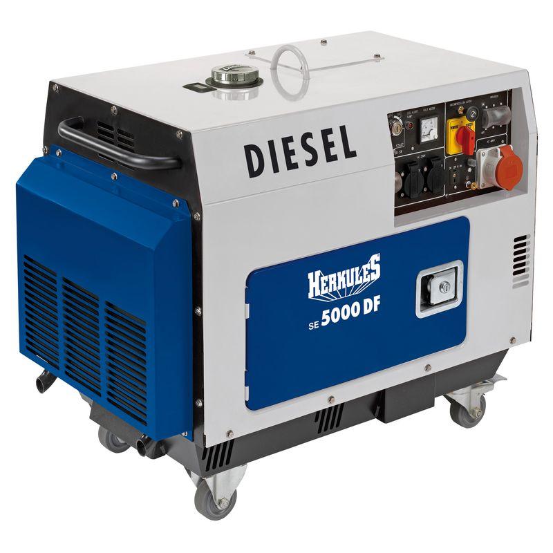 Productimage Power Generator (Diesel) SE 5000 DF; Herkules