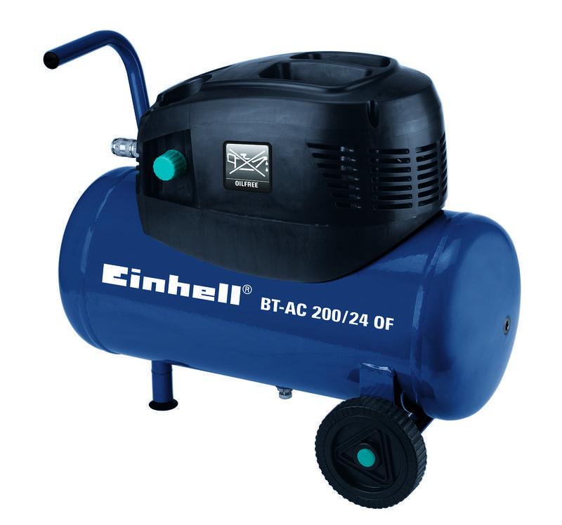 Productimage Air Compressor BT-AC 200/24 OF