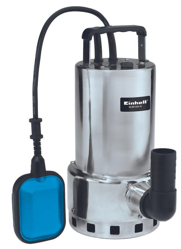 Productimage Dirt Water Pump BG-DP 6015 N