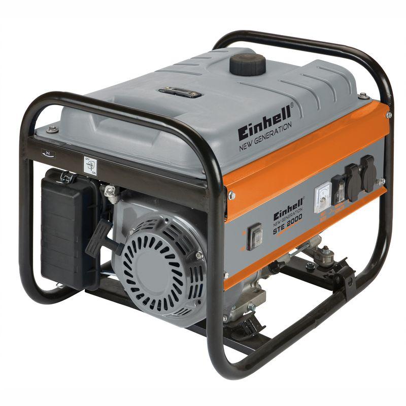 Productimage Power Generator (Petrol) STE 2000; Ex; NL; CZ