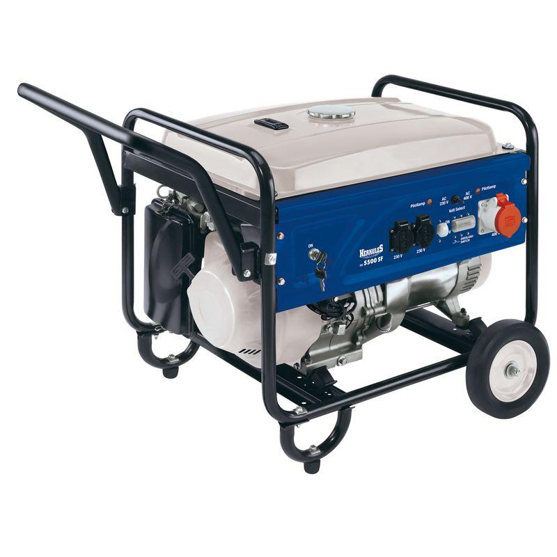 Productimage Power Generator (Petrol) SE 5500 SF; Herkules