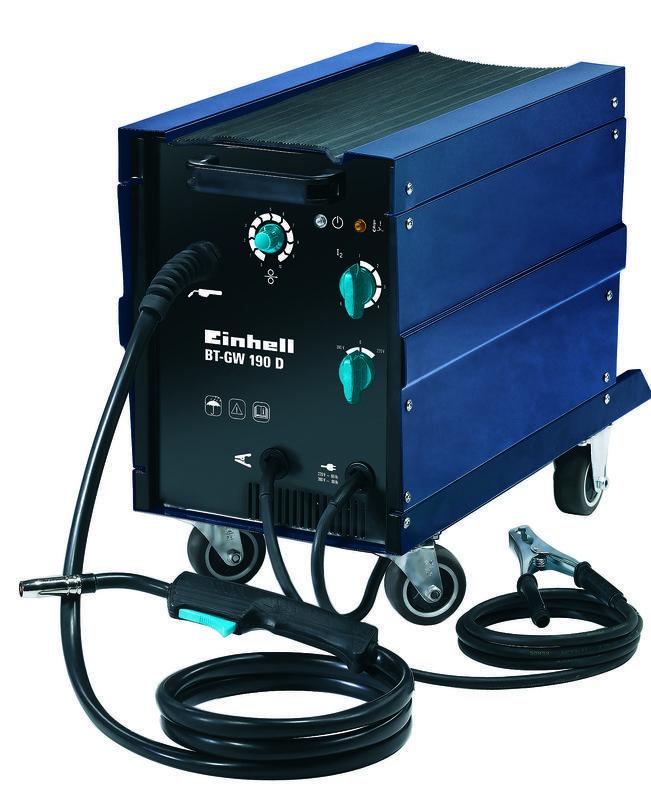 Productimage Gas Welding Machine BT-GW-190; Ex; Br; 220