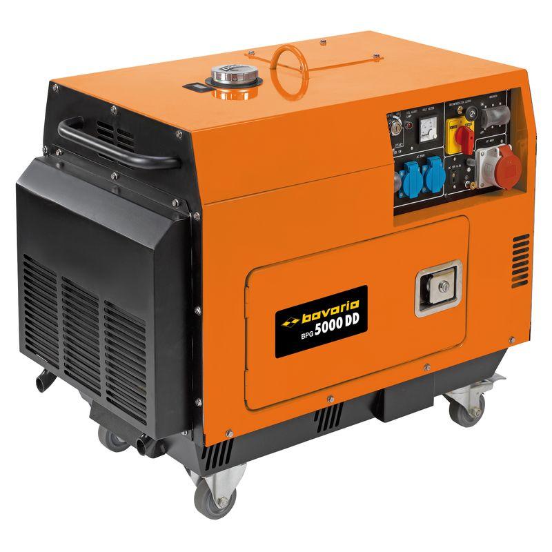 Productimage Power Generator (Diesel) BPG 5000 DD