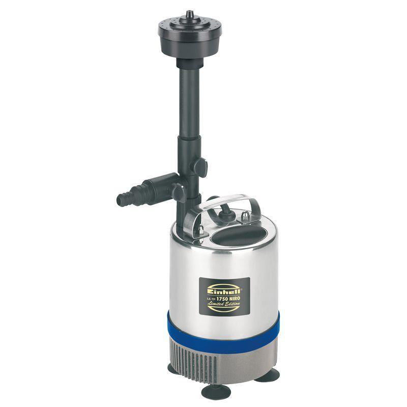 Garten Wasserpumpen: LE-TP 1750 Niro Set